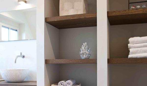 Taupe Kleurige Badkamer : Delft 2 badkamers & styling baden baden interior