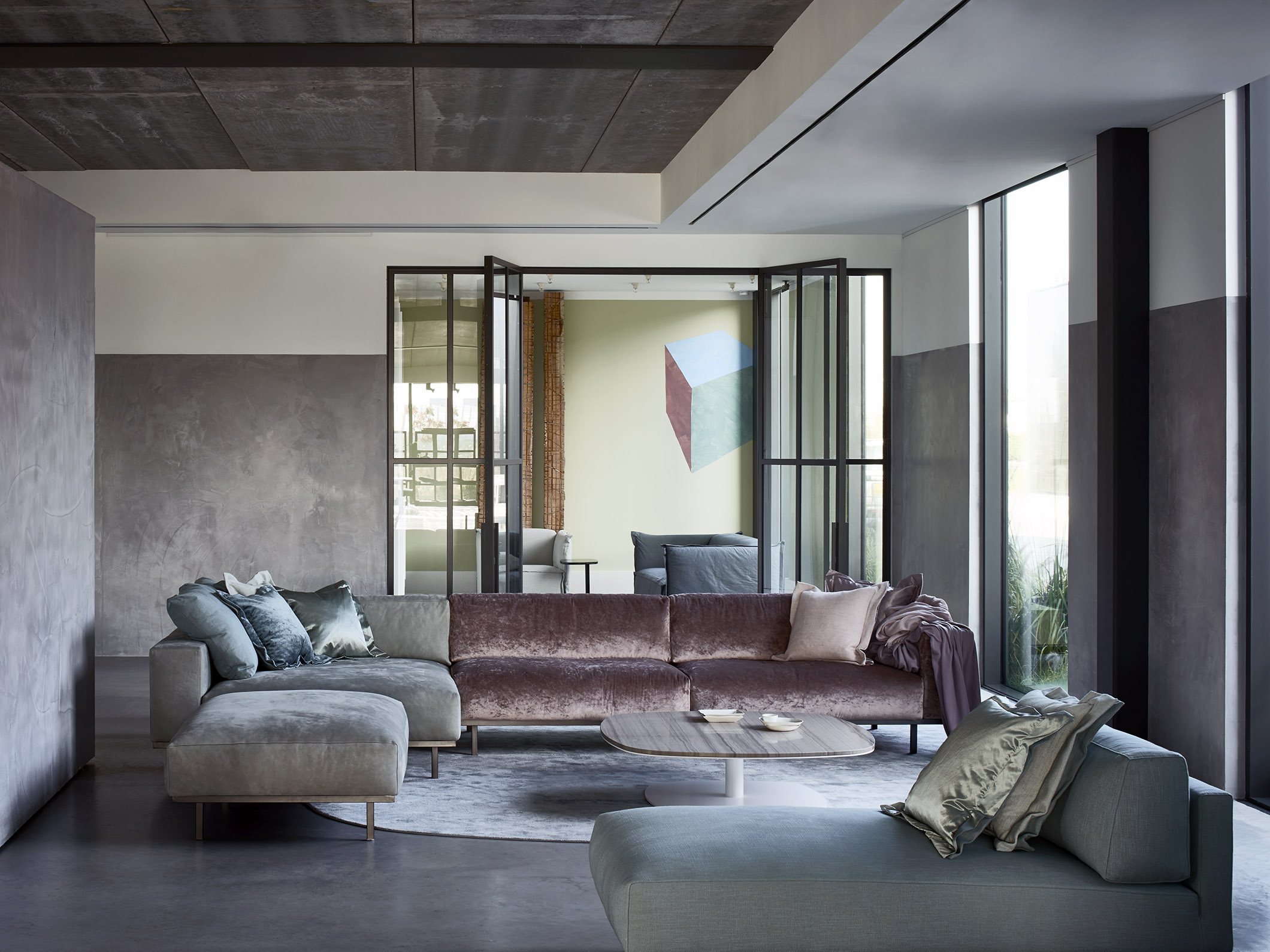 Piet Boon Interieur.Piet Boon Collection Don Sofa Baden Baden Interior