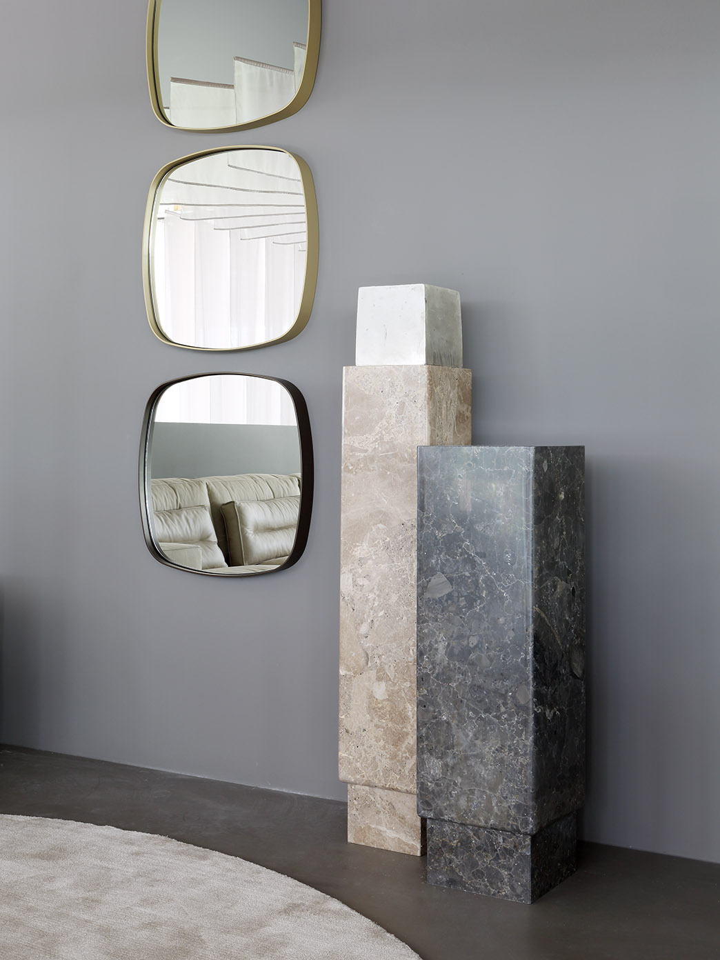 Piet Boon Collection KEKKE spiegel | Baden Baden Interior