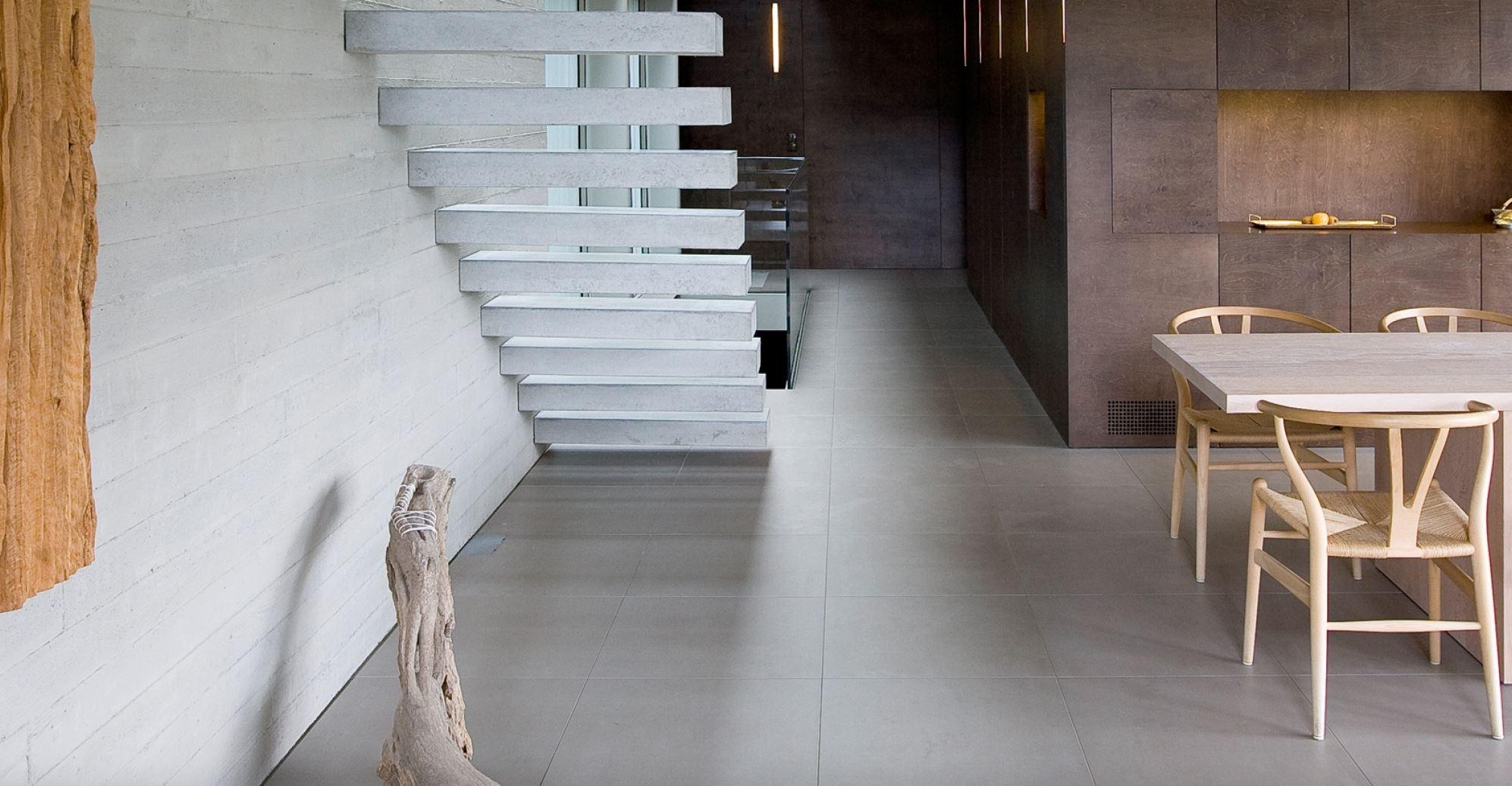 Mosa Terra tiles - Baden Baden Interior